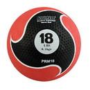 Champion Sports PRM18 18lb Rhino Elite Medicine Ball