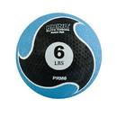 Champion Sports PRM6 6lb Rhino Elite Medicine Ball