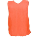 Champion Sports PSYOR Youth Practice Vest, Fluorescent Orange