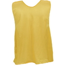 Champion Sports PSYYL Youth Practice Vest, Yellow