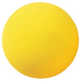 Champion Sports RD3 Uncoated Regular Density Foam Balls, Price/ea