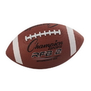 Champion Sports RFB2 Intermediate Size Rubber Football