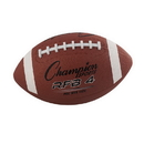 Champion Sports RFB4 Pee Wee Size Rubber Football