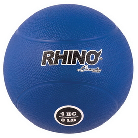 Champion Sports RMB4 Rubber Medicine Balls, Price/ea