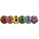 Champion Sports RMXSBSET Rhino Max Playground Soccer Ball Set