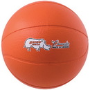 Champion Sports RS9 Rhino Skin Molded Foam Ball, Orange