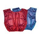 Champion Sports RSMBR Reversible Scrimmage Vest, Blue/Red