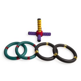 Champion Sports RTSET Foam Ring Toss Set, Price/set