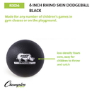 Champion Sports RXD6 Rhino Skin Foam Ball