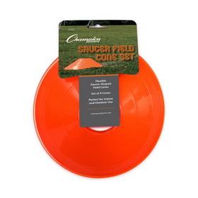 Champion Sports SC4SET Saucer Field Cones, Price/set