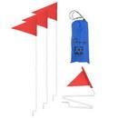 Champion Sports SCF50 Soccer Fold A Flag Set