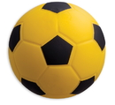Champion Sports SFC Coated High Density Foam Soccer Ball