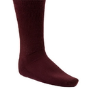 Champion Sports SK1MR Rhino All-Sport Sock, Maroon