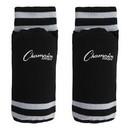 Champion Sports SL6B Sock Style Black Soccer Shinguard