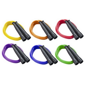 Champion Sports SPR6 Licorice Speed Ropes