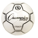 Champion Sports STRIKER5 Striker Size 5 Soccer Ball