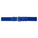 Champion Sports UBBL Adult Baseball Uniform Belt, Royal Blue