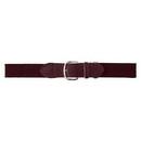 Champion Sports UBMR Adult Baseball Uniform Belt, Maroon