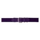 Champion Sports UBPR Adult Baseball Uniform Belt, Purple