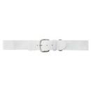 Champion Sports UBWH Adult Baseball Uniform Belt, White