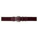 Champion Sports UBYMR Youth Baseball Uniform Belt, Maroon