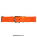 Champion Sports UBYNOR Youth Baseball Uniform Belt, Neon Orange