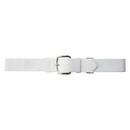 Champion Sports UBYWH Youth Baseball Uniform Belt, White