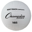 Champion Sports VB5 Synthetic Leather Volleyball