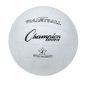 Champion Sports VR4 Official Size Rubber Volleyball