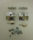 C.H. Ellis 09-5899 Chrome Replacement Lock Kit