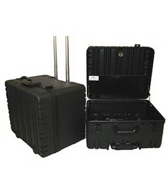 "C.H. Ellis 12"" Rolling Black Rotational Mold Tool Case, product #: 33-6696"