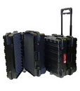 Chicago Case 95-8505 MSCART1919F Wheeled Indestructo(R) Shipping Case