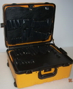 Chicago Case 95-8578 MDST9YCART Magnum Indestructo Tool Case with Wheels and Handle