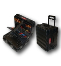 Chicago Case 95-8588 MMST9CARTMH Standard Mechanical Hinged Military-Style Wheeled Tool Case