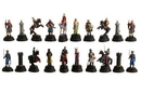 CHH 2125G Crusade Chess Set