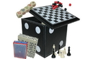 CHH 2196-BLK 5 in 1 Dice Cube Game Set