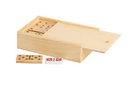 CHH 2360 Double 6 Wooden Domino