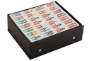 CHH 2527A Double 18 Color Number Dominoes