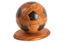 CHH 6142 Soccer ball puzzle on a stand