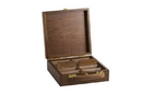 CHH 7013W 200 PC Walnut Wooden Chip Holder