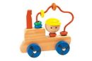 CHH 961682D Wooden Bead Train