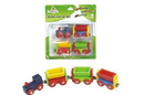 CHH 964518 4 PC Assorted color train set