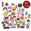 Aspire Iron-On or Sewing-On Embroidered Applique Cap Polo Backpack Clothing DIY Patches with Glue