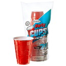 DART CONTAINER 18GR20 Dart Retail Plastic Party Cup - 18 oz. - Red