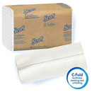KIMBERLY-CLARK 01510-60 Scott C-Fold Towels - 10.125