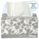 KIMBERLY-CLARK 01701 Kleenex Hand Towel - 9