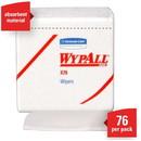 KIMBERLY-CLARK 41200 WYPALL X70 1/4 Fold Wiper - 12.5