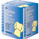 Fluid Resistant Isolation Gown Cs/50