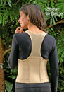 Cincher Female Back Support Small Black