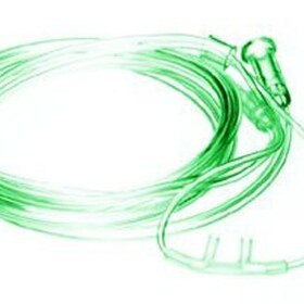 Nasal Soft-Tip  Cannula Adult w/4' Tubing  Each